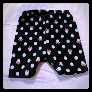 Disney Baby 0-3M Minnie Mouse Leggings